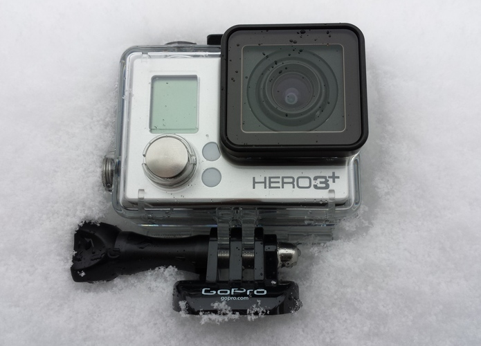 Camera GoPro Hero 3+ Black Edition