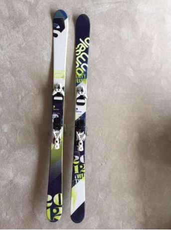 Skis Salomon (Twenty Twelve)