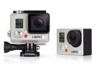Gopro hero 3 white editon