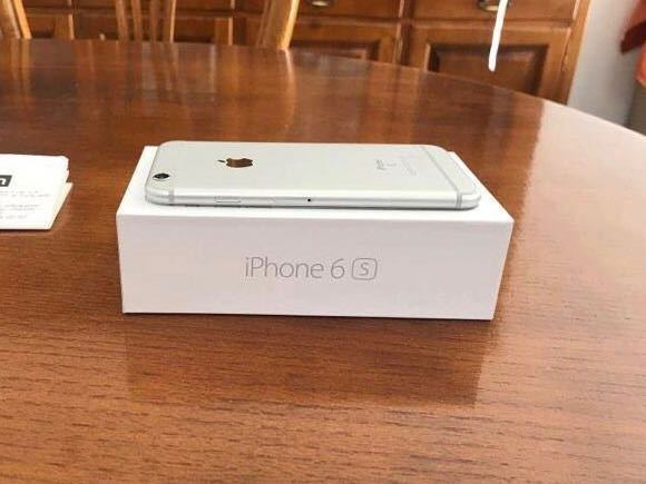 Iphone 6S Desbloqueado 64Gb