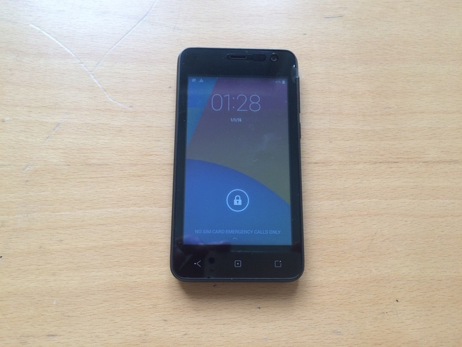Telemovel Android Altice S10